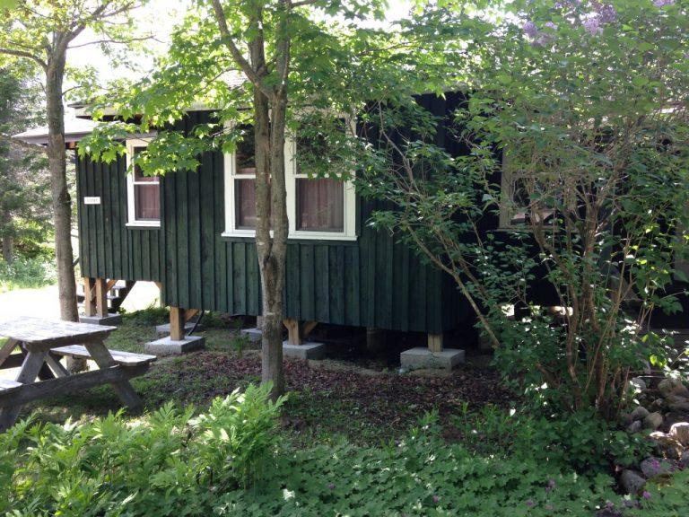 Camper cabin